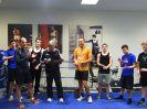 Boxen-Trainiern wie die Profis